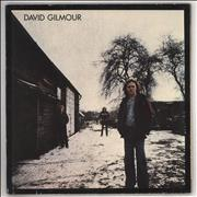 Click here for more info about 'David Gilmour - David Gilmour - 1st - EX'