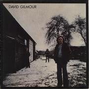Click here for more info about 'David Gilmour - David Gilmour - 1st - VG'