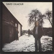 Click here for more info about 'David Gilmour - David Gilmour - 1st issue'