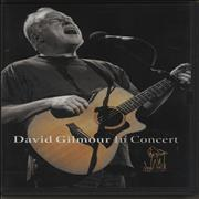 Click here for more info about 'David Gilmour - In Concert'