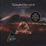Click here for more info about 'David Gilmour - Live At Pompeii - 180gram + Sealed'