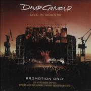 Click here for more info about 'David Gilmour - Live In Gdansk'