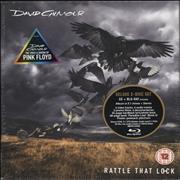 Click here for more info about 'David Gilmour - Rattle That Lock - Blu-ray - Sealed Boxset'
