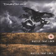 Click here for more info about 'David Gilmour - Rattle That Lock'