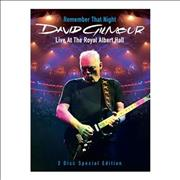 Click here for more info about 'David Gilmour - Remember That Night'