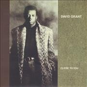Click here for more info about 'David Grant - Close To You'