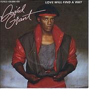Click here for more info about 'David Grant - Love Will Find A Way'