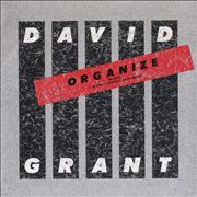 Click here for more info about 'David Grant - Organize - Re-Mix'