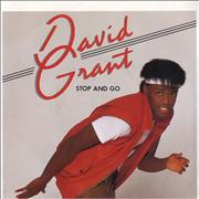 Click here for more info about 'David Grant - Stop And Go - Poster Sleeve'