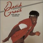 Click here for more info about 'David Grant - Stop And Go'