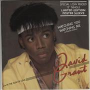 Click here for more info about 'David Grant - Watching You Watching Me - Poster Sleeve'