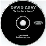 Click here for more info about 'David Gray - A Century Ends'