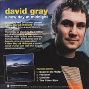 Click here for more info about 'David Gray - A New Day At Midnight - Sampler'