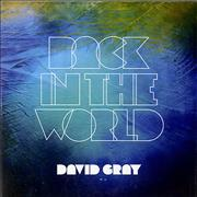 Click here for more info about 'David Gray - Back In The World'