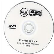 Click here for more info about 'David Gray - Life In Slow Motion EPK'