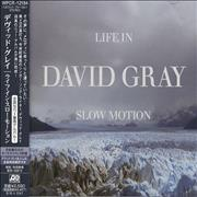 Click here for more info about 'David Gray - Life In Slow Motion'