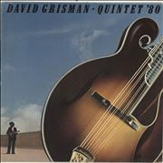 Click here for more info about 'David Grisman - Quintet '80'