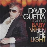 Click here for more info about 'David Guetta - Baby When The Light'