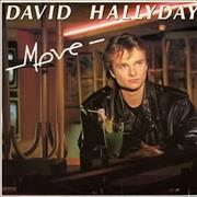 Click here for more info about 'David Hallyday - Move'
