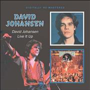 Click here for more info about 'David Johansen - David Johansen / Live It Up'