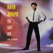 Click here for more info about 'David Joseph - You Can't Hide [Your Love From Me]'