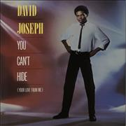Click here for more info about 'David Joseph - You Can't Hide (Your Love From Me)'