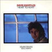 Click here for more info about 'David Knopfler - Heart To Heart'