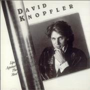 Click here for more info about 'David Knopfler - Lips Against The Steel'