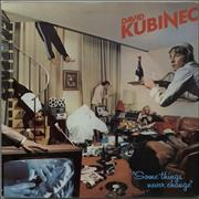 Click here for more info about 'David Kubinec - Some Things Never Change - Red Vinyl'