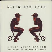 Click here for more info about 'David Lee Roth - A Lil' Ain't Enough'