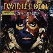 Click here for more info about 'David Lee Roth - Eat 'Em And Smile - stickered picture sleeve'