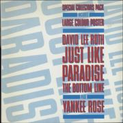 Click here for more info about 'David Lee Roth - Just Like Paradise - Pack'