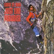 Click here for more info about 'David Lee Roth - Just Like Paradise'