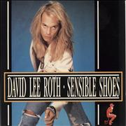 "David Lee Roth Sensible Shoes UK 12"" vinyl"