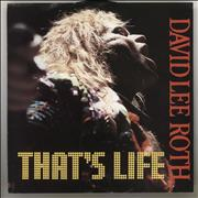 Click here for more info about 'David Lee Roth - That's Life'