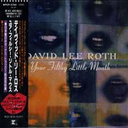 Click here for more info about 'David Lee Roth - Your Filthy Little Mouth'
