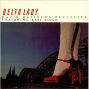 David Matthews Delta Lady UK vinyl LP