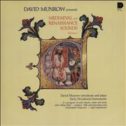 Click here for more info about 'David Munrow - Medieval And Renaissance Sounds, Volume I'