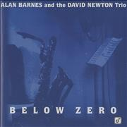 Click here for more info about 'David Newton - Below Zero'