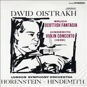 Click here for more info about 'David Oïstrakh - Bruch: Scottish Fantasia / Hindemith: Violin Concerto'