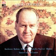 Click here for more info about 'David Oïstrakh - Plays Concertos By Beethoven, Brahms'