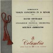Click here for more info about 'David Oïstrakh - Sibelius Violin Concerto In D Minor'