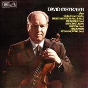 Click here for more info about 'David Oïstrakh - Violin Concertos'