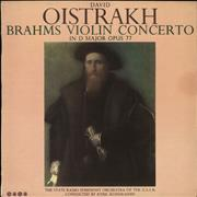 Click here for more info about 'David Oïstrakh - Brahms: Concerto For Violin And Orchestra in D Major, Op.77'