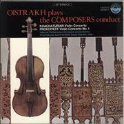 Click here for more info about 'David Oïstrakh - Oistrakh Plays - The Composers Conduct'