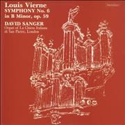 Click here for more info about 'David Sanger - Louis Vierne: Symphony No. 6 in B Minor, Op.59'