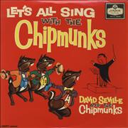 Click here for more info about 'David Seville & The Chipmunks - Let's All Sing With The Chipmunks'