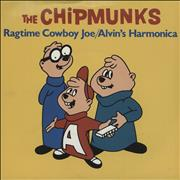 Click here for more info about 'David Seville & The Chipmunks - Ragtime Cowboy Joe / Alvin's Harmonica - A Label'
