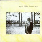 David Sylvian Brilliant Trees UK vinyl LP