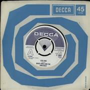 Click here for more info about 'Davie Jones & The Kingbees - Liza Jane - Demonstration Sample EX'